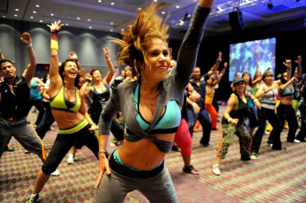 зумба-фитнес: что это такое