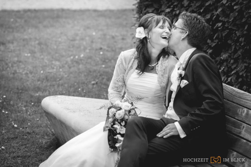 Hochzeitsfotograf Richard  Hochzeit im Blick
