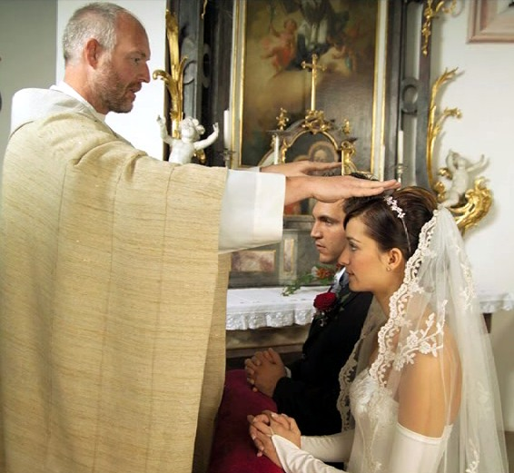 Hufige Fragen  Kirchlich Heiraten