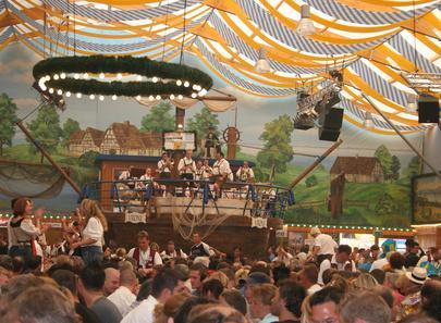 Hochzeit begrndet Mnchner Oktoberfest  Hochzeit Premium