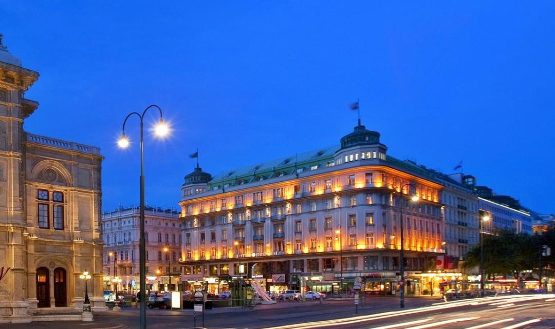 Hotel Bristol Vienna  Hochzeitslocation Wien