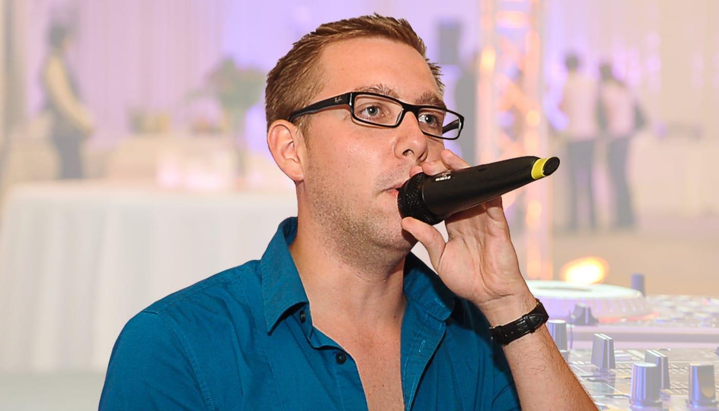 DJ Gnther Schmidt  DJ aus Niedersterreich  Hochzeitclick