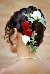Brautfrisur  JA Hochzeitsportal
