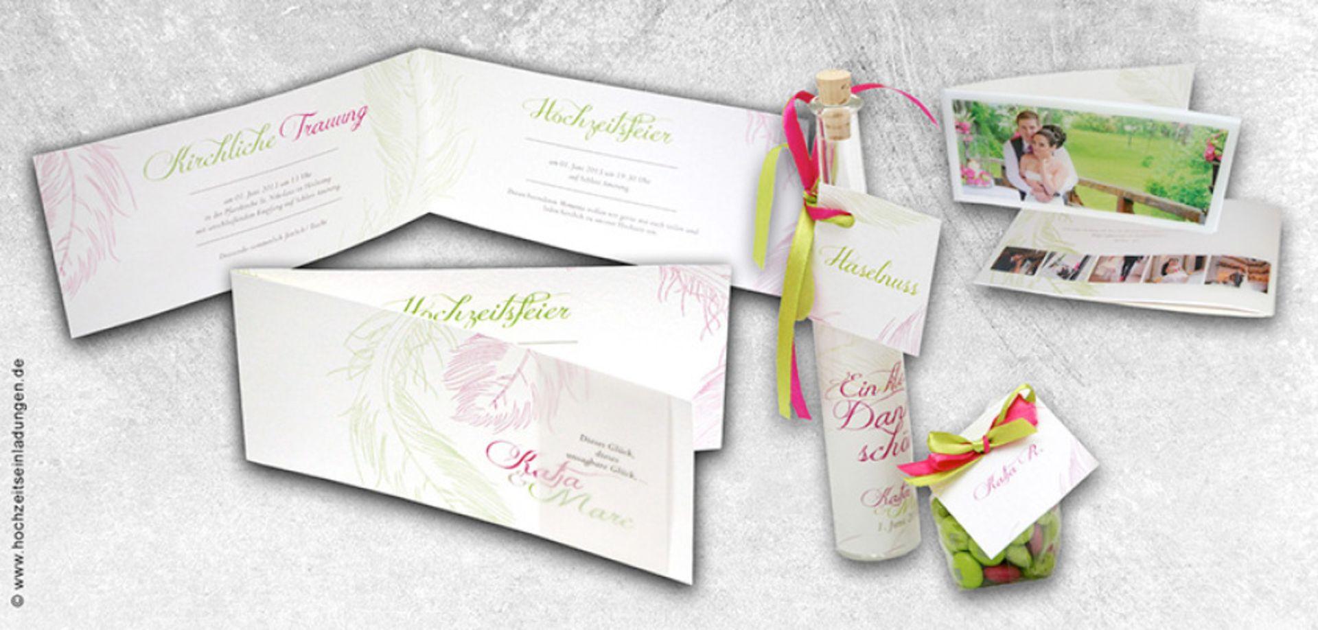 Ausgefallene Einladungen Zur Hochzeit Einladung Zur Hochzeit Mit