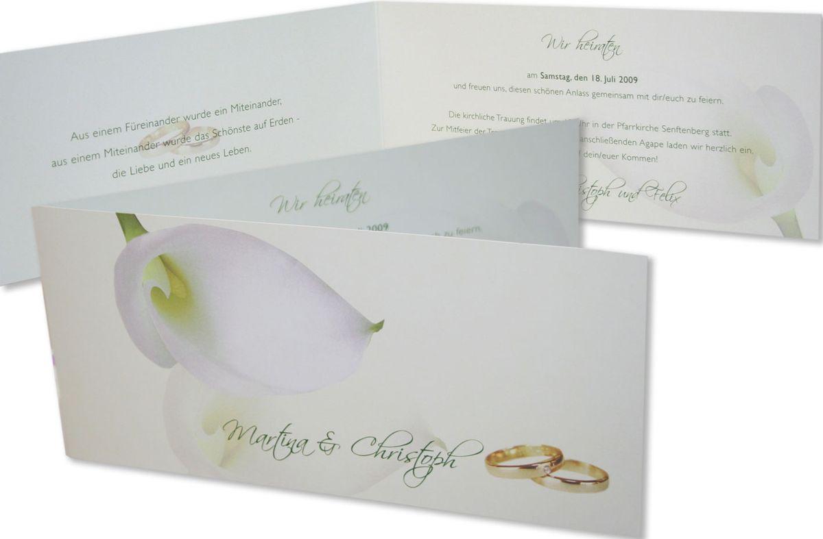 Einladungskarten Hochzeit Klassisch Hochzeitseinladung Lavendel En