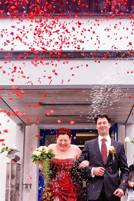 """GALERIE """"GESCHEHENES"""": Hochzeitsreportage"""