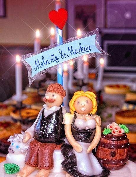 """GALERIE """"BEGLEITENDES"""": Hochzeit – Accessoires"""