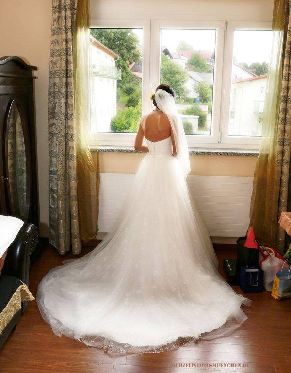 Hochzeitsreportage 02: Brautvorbereitungen