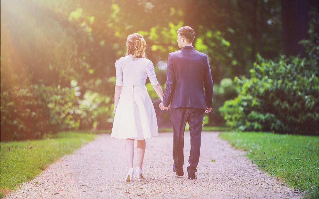 Hochzeit in Vettweiß – Hochzeitsshooting von Michelle und Björn