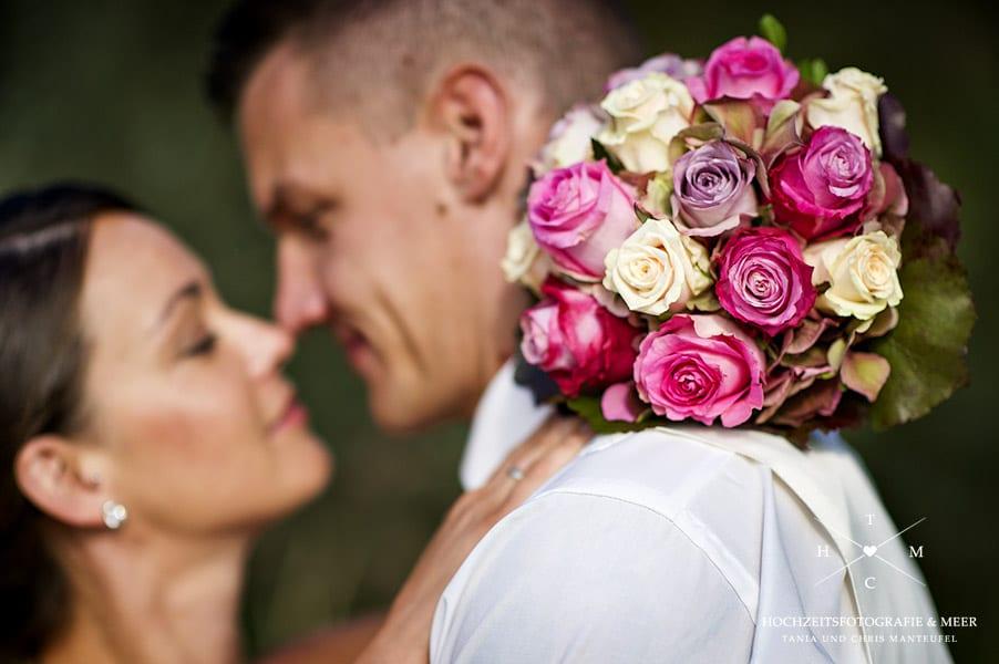 Brautstrusse Blumen fr die Hochzeit Hochzeitsfloristik