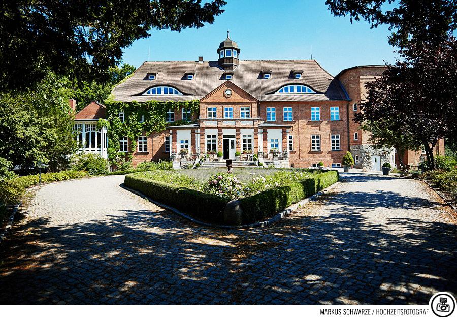 Hochzeitsreportage auf Schloss Basthorst