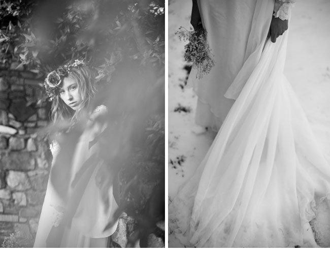 bohemian winter bride8a winter brautkleid