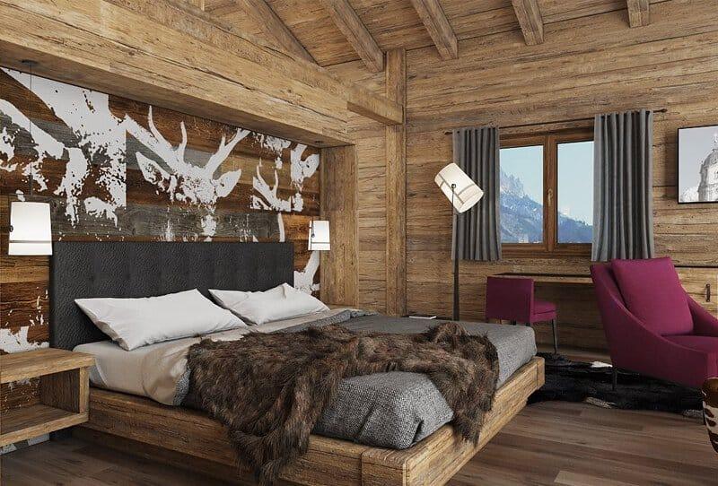 Pure Romantik im Chalet Dorf La Soa in Tirol