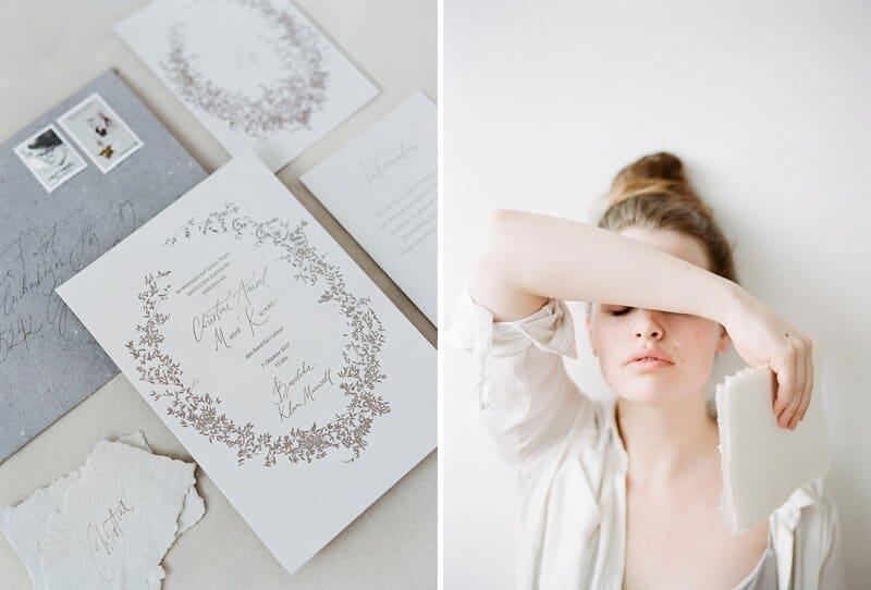 Natürlich und kunstvoll – die Kalligraphie von Eliv Rosenkranz