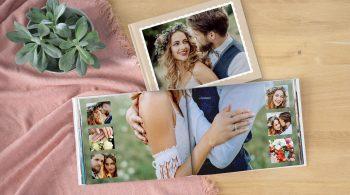 Fotobuch als Hochzeitserinnerung