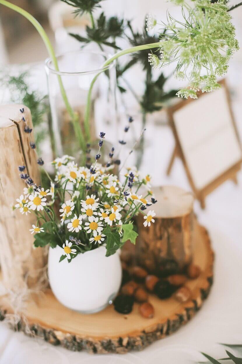 Grne Hochzeitsdeko  15 kreative Ideen  Hochzeitskiste