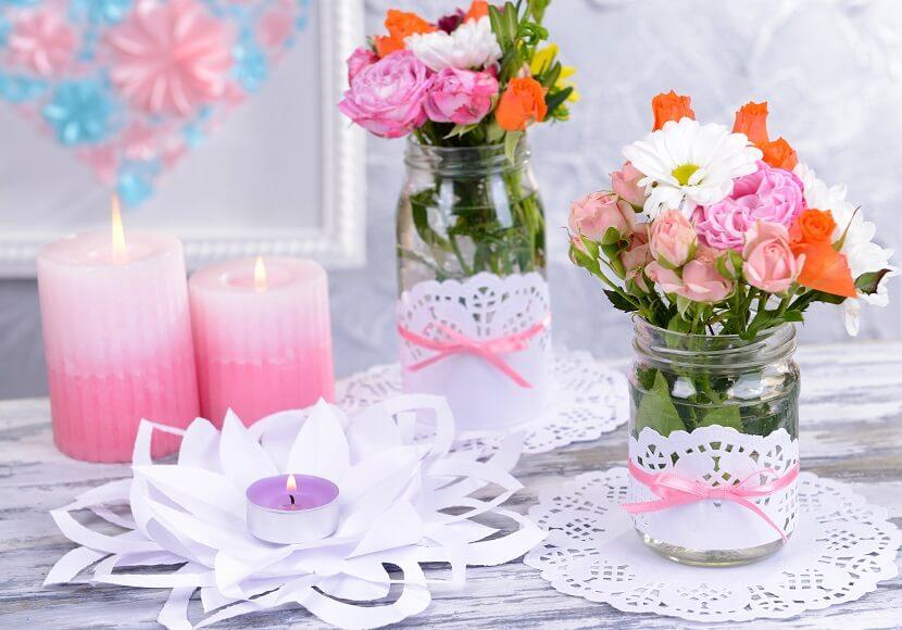 17 Geniale Diy Hochzeitsdekoideen Für Ein Kleines Hochzeitsbudget