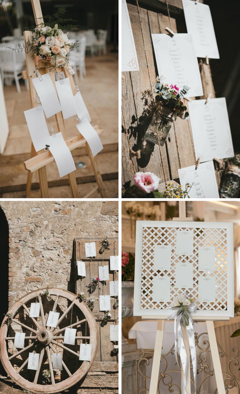 25 kreative SitzplanIdeen fr die Hochzeit 4