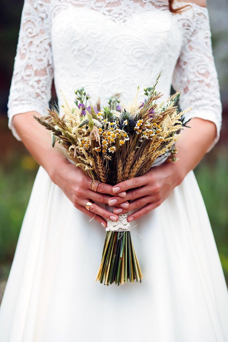 Brautstrau originell und kreativ  40 Ideen  Hochzeitskiste