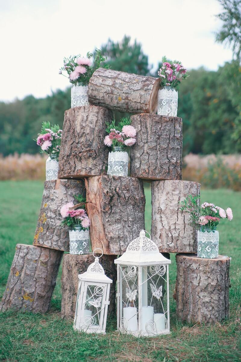 Fotobox fr die Hochzeit 40 coole FotowandIdeen