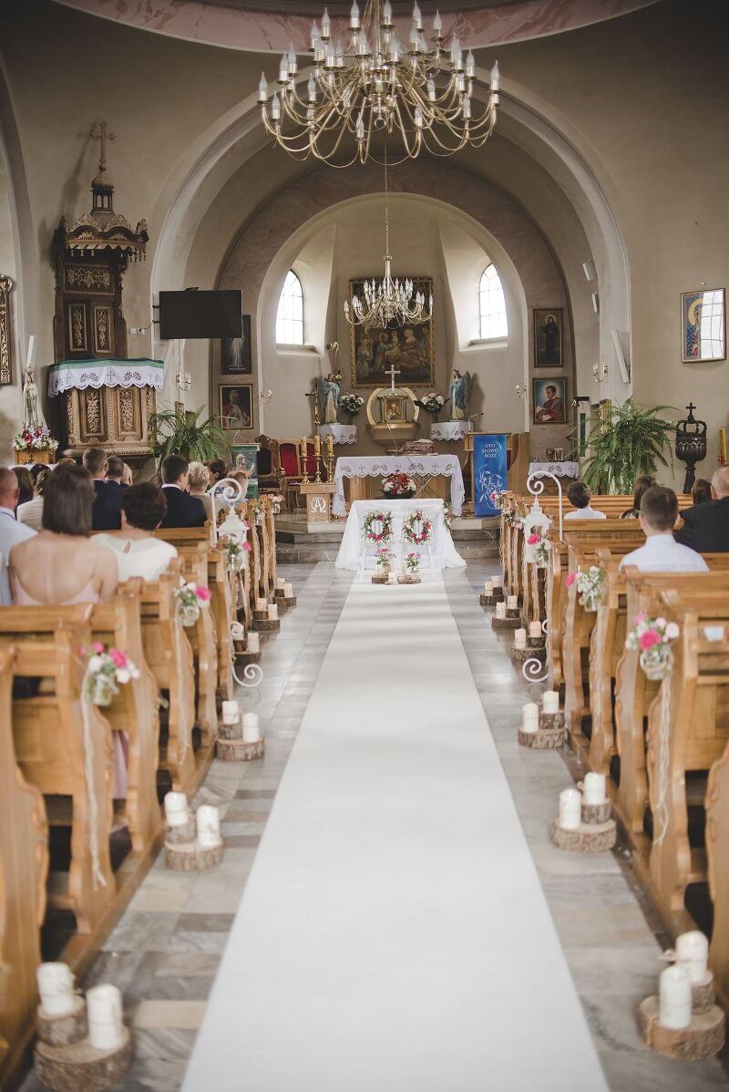 Hochzeitsdeko Kirche 35 einfache u geschmackvolle
