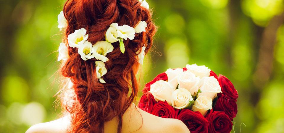 Styling und Makeup  Professionelle Hochzeitsplanerin