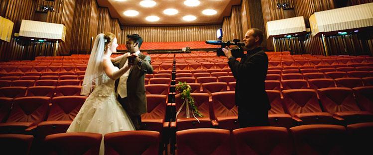 Hochzeitsvideograf fr Eure Hochzeit