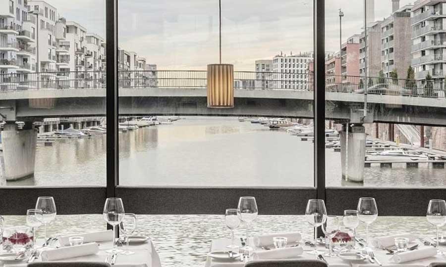 Frankfurter Botschaft  Restaurant  HochzeitssaalFinder