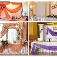 Hochzeitshalle selbst dekorieren - Hochzeitsdeko-Sets mieten