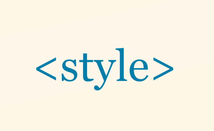 Thẻ style trong HTML-1