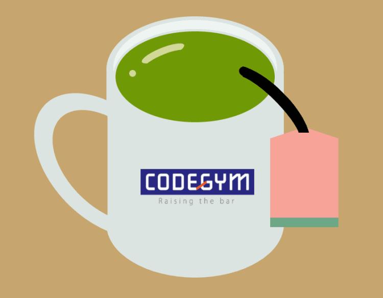 Thưởng trà xanh chỉ với HTML và CSS