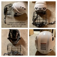 Casque Mission junior
