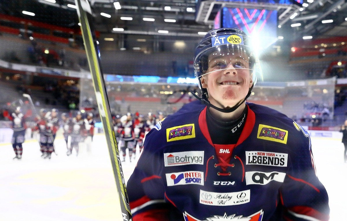 Hv71 lanar ut jvm forward