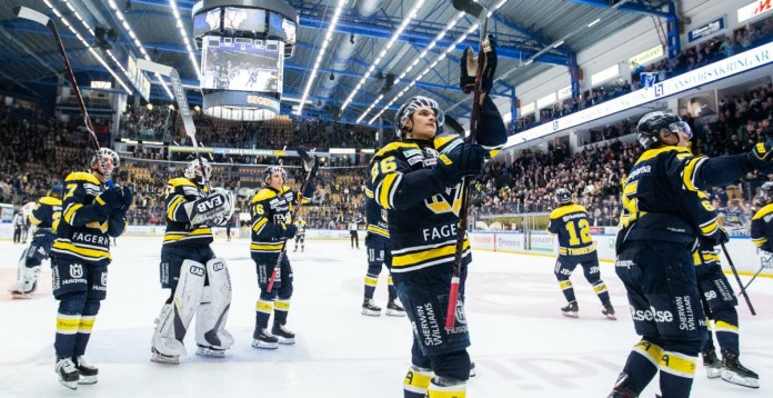 SILLY SEASON: HV71:s trupp 2019/2020
