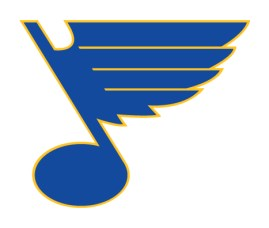 Image result for st. louis blues logo