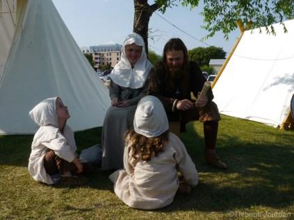 Les Vikings, ça se reproduit vite / Vikings can give birth quickly
