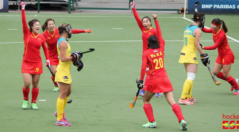 hockey, hockeyesp, #hwl2017, china, australia
