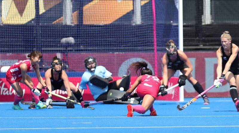 Australia avanza y Japón pone patas arriba el Grupo D ...  Shihori