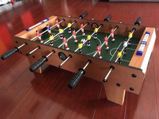 "27"" Tabletop Soccer Foosball Table Game"
