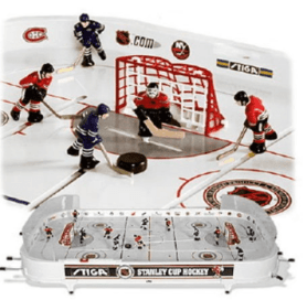 Stiga 37 in. NHL Stanley Cup Rod Hockey Table