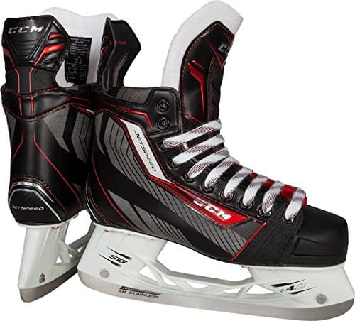 CCM JetSpeed 290 Ice Hockey Skates [JUNIOR].