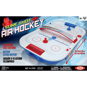 Ideal-SureShot-Air-Hockey-Tabletop-Game