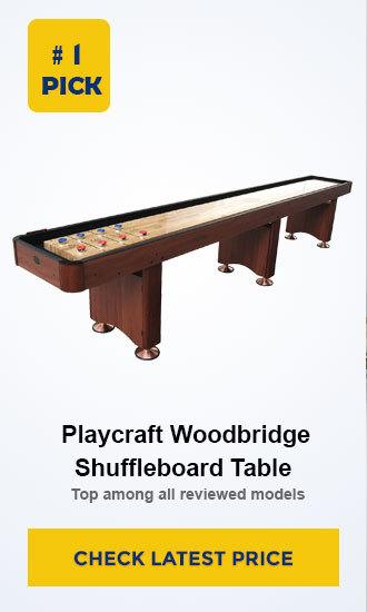 Magnificent Best Shuffleboard Table In 2019 Top 7 Models Compared Home Interior And Landscaping Mentranervesignezvosmurscom