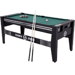 Triumph Sports 72-Inch 4-in-1 Table