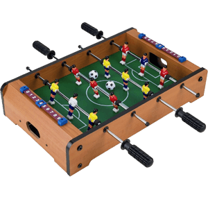 Wooden-Classic-Mini-Table-Top-Foosball-(Soccer)-Game-Set