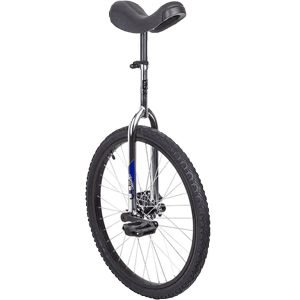 Sun-24-Inch-Classic-Chrome-Black-Unicycle