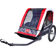 Allen-Sports-Deluxe-2-Child-Steel-Bicycle-Trailer-Red