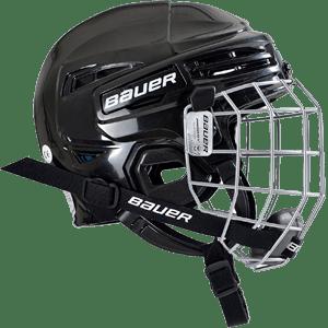 Bauer-Prodigy-Helmet-Combo,-Black-