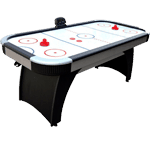 Hathaway Silverstreak 6 Air Hockey Table