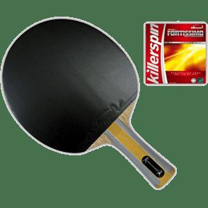 Killerspin-RTG-Diamond-CQ-Premium-Table-Tennis-Racket-Flavor-